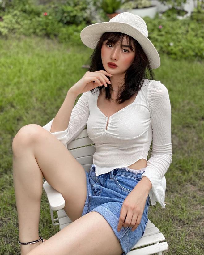"""""""Dao kéo"""" thành """"Phạm Băng Băng phiên bản Việt"""", hotgirl tận hưởng cuộc đời """"nở hoa"""", viên mãn - Ảnh 3"""