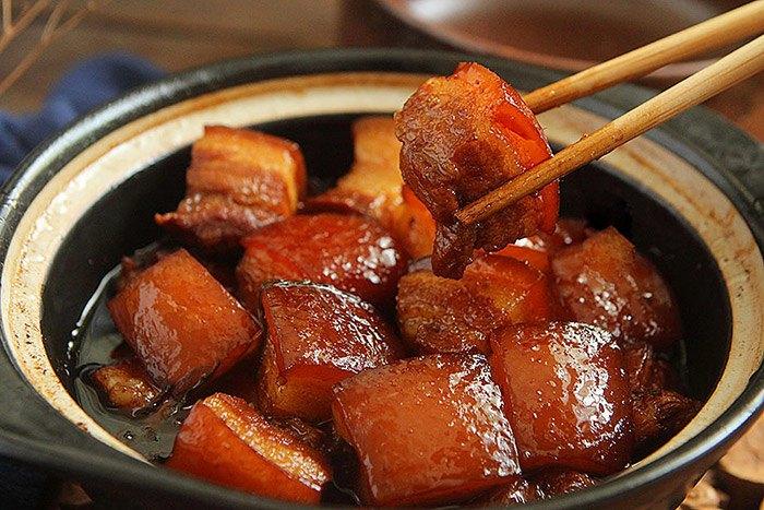 Kho thịt không cần nước, vẫn mềm đỏ bóng, đưa cơm vô cùng - Ảnh 2