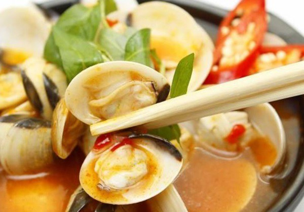 Nghêu hấp Thái cay cay, chua ngọt, ăn ngày thu vô cùng hợp - Ảnh 2