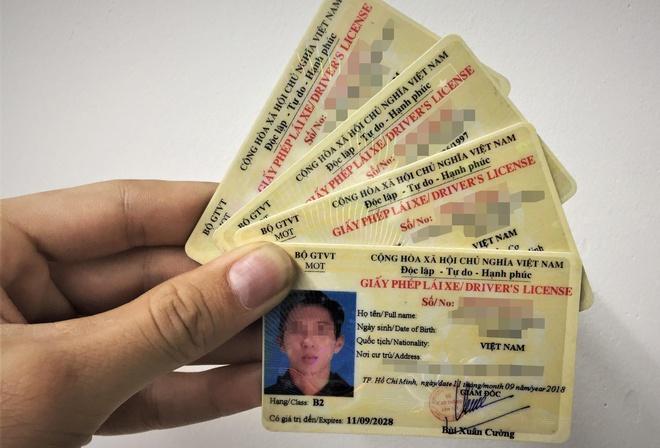Chính phủ đồng ý cấp điểm bằng lái xe, vi phạm bị trừ hết điểm phải thi lại - Ảnh 1