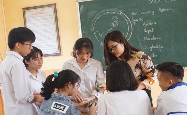 Cô giáo 9X người Mường từ chối đi du học nước ngoài lọt top 50 giáo viên toàn cầu 2020 - Ảnh 6