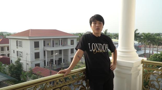 """Tuyên bố giải nghệ chưa lâu, YouTuber bị """"ném đá nhiều nhất Việt Nam"""" khoe """"biệt phủ"""" phong cách """"hoàng gia"""" - Ảnh 9"""