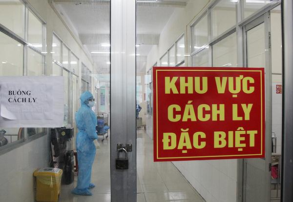 Chiều 13/1, cô gái 27 tuổi mắc COVID-19, Việt Nam có 1.521 bệnh nhân - Ảnh 1