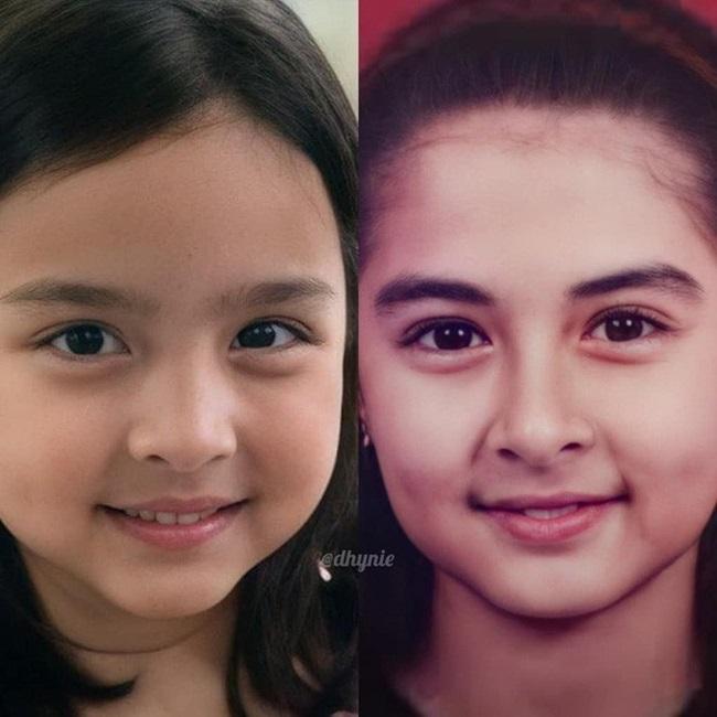 """Lịm tim trước bức hình """"mỹ nhân đẹp nhất Philippines"""" cùng con gái nhỏ - Ảnh 1"""