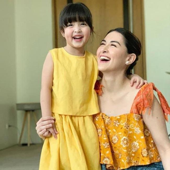 """Lịm tim trước bức hình """"mỹ nhân đẹp nhất Philippines"""" cùng con gái nhỏ - Ảnh 6"""