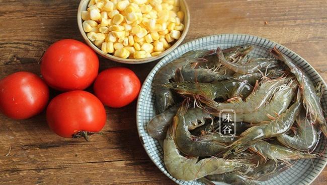 Tôm nấu cà chua thêm hạt này, cả nhà được món ngon, tốt cho sức khỏe - Ảnh 1