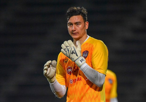 Văn Lâm bị xóa tên khỏi câu lạc bộ Muangthong United - Ảnh 1
