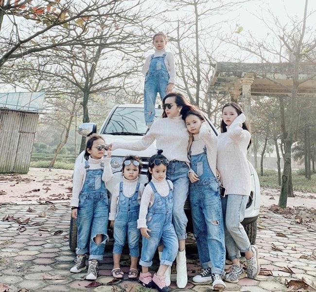 Thi trượt đại học, 8X về quê lấy chồng, đẻ liền 6 con gái, tiết lộ càng đẻ càng đẹp và giàu - Ảnh 1