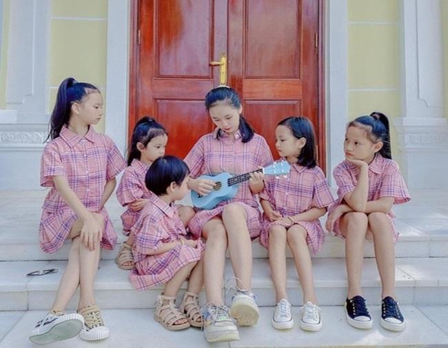 Thi trượt đại học, 8X về quê lấy chồng, đẻ liền 6 con gái, tiết lộ càng đẻ càng đẹp và giàu - Ảnh 4