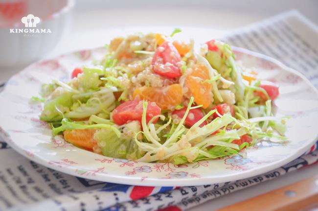 """Để giảm cân siêu tốc đón Tết, chị em hãy ăn mỗi ngày món salad """"thần thánh"""" này - Ảnh 2"""
