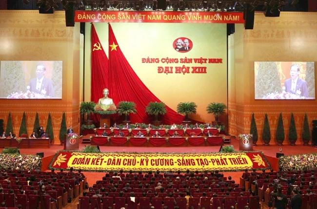 Đại hội XIII xem xét về nhân sự được dự kiến giới thiệu - Ảnh 1