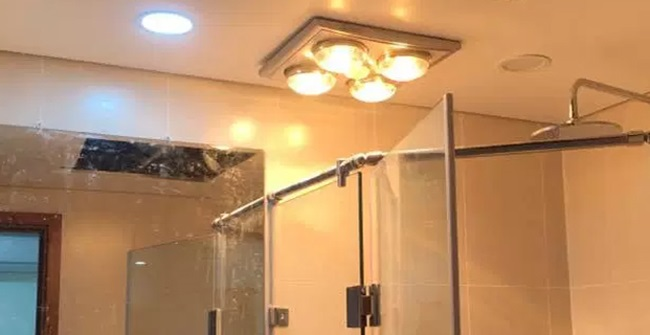 Dùng đèn sưởi nhà tắm vào mùa đông phải nhớ 3 điều này, nếu không muốn gặp rủi ro - Ảnh 2