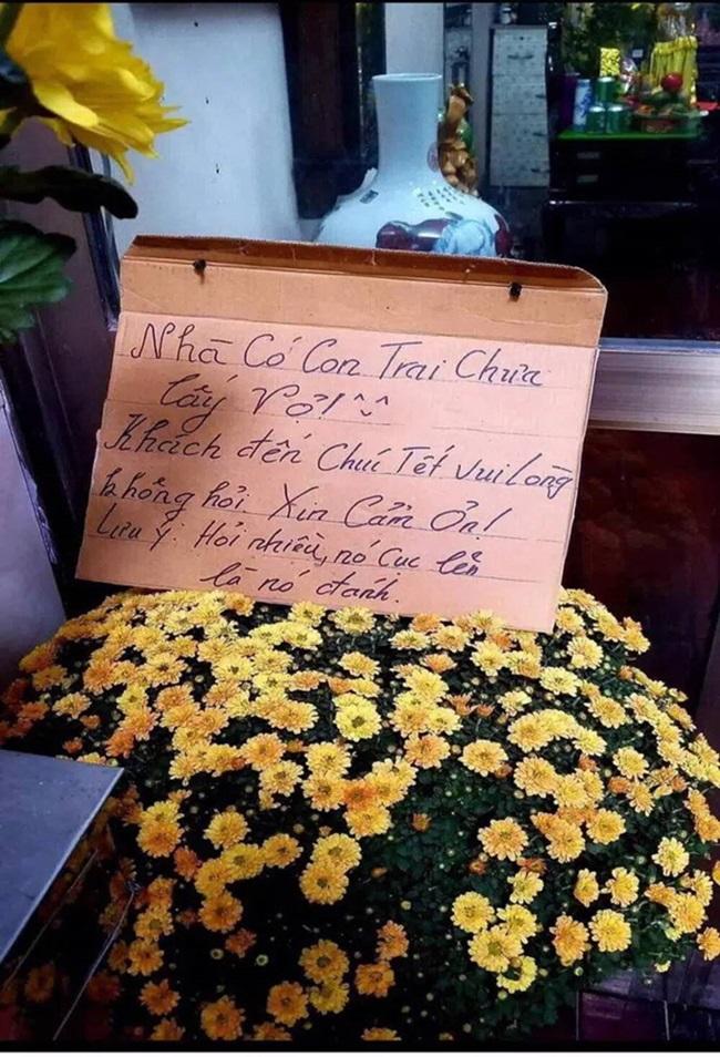"""Bà ngoại treo tấm bảng """"bá đạo"""" trước cửa, nội dung khiến khách chơi nhà dịp Tết phải lo sợ - Ảnh 7"""