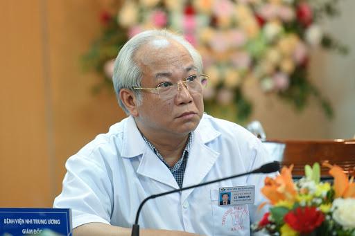 Giám đốc bệnh viện Nhi Trung ương đột tử tại nơi làm việc, cả ngành y thương tiếc - Ảnh 1