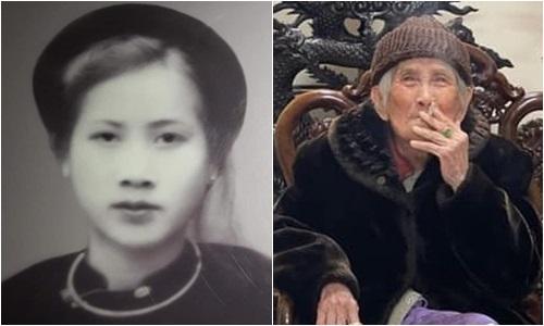 Lộ ảnh xinh đẹp và quý phái thời trẻ, cụ bà 100 tuổi khiến dân mạng trầm trồ không ngớt  - Ảnh 1