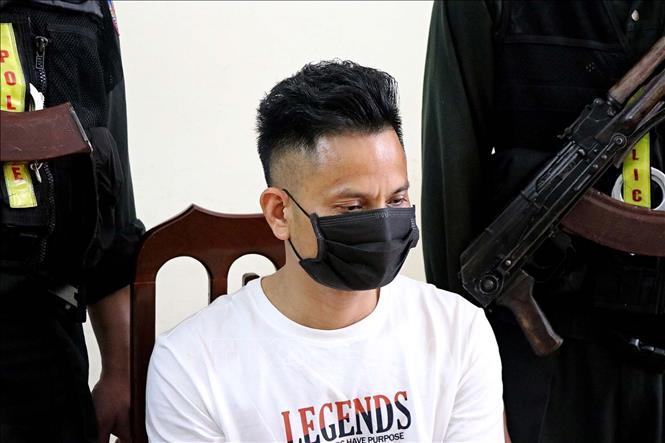 Vụ giết người ở quán karaoke khiến 7 người thương vong: Di lý nghi phạm về Hòa Bình  - Ảnh 1