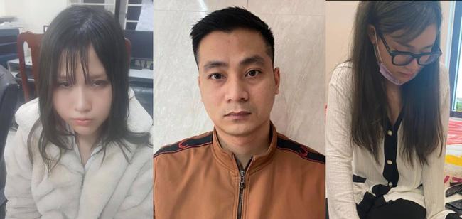 """Hà Nội: Tạm giữ nhóm """"nam thanh, nữ tú"""" sử dụng ma túy trong căn hộ chung cư - Ảnh 1"""
