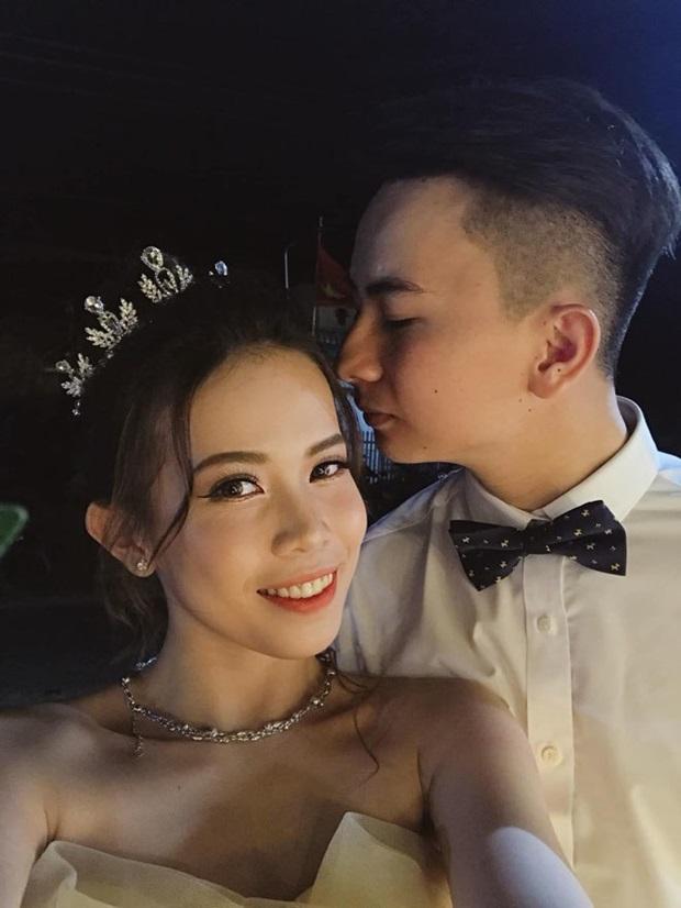 Cô dâu đeo hơn 20 cây vàng cùng nhẫn kim cương, biết gia thế dân mạng càng thêm trầm trồ - Ảnh 5