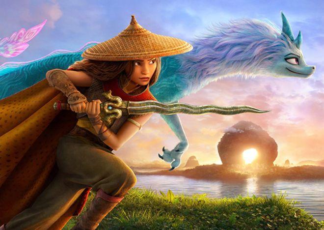 Công chúa Raya gây bão Hollywood được lấy cảm hứng từ Hai Bà Trưng của Việt Nam - Ảnh 1