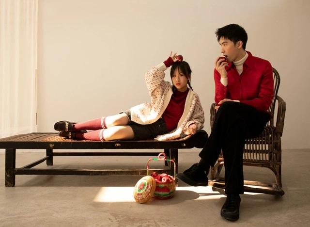 """Em gái kém 18 tuổi của """"anh trai tốt nhất Trung Quốc"""" đã ra dáng thiếu nữ, ngắm ảnh ai cũng ngẩn ngơ - Ảnh 3"""