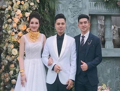 """Sau đám cưới xa hoa, """"cô dâu 200 cây vàng"""" gây sốt với tiệc sinh nhật hoành tráng cho con - Ảnh 1"""