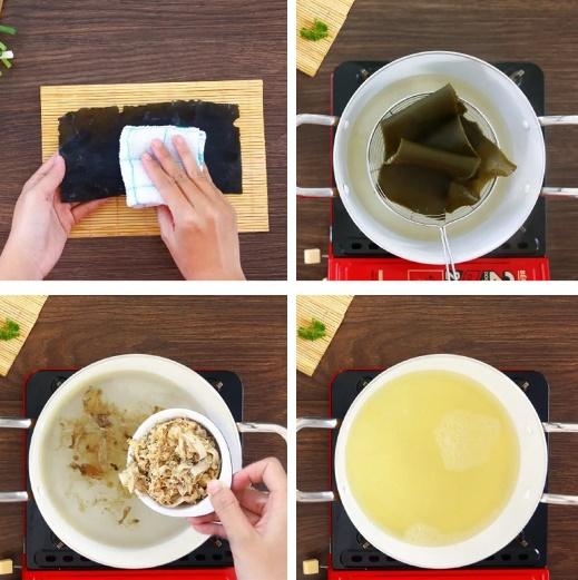 Canh miso nấu ngao cho bữa tối nhanh gọn, đủ chất, lại chẳng sợ béo - Ảnh 1