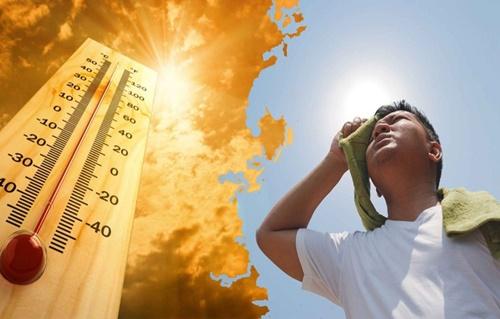 Miền Bắc sắp đón đợt nắng nóng đầu tiên, nền nhiệt trên 36 độ C - Ảnh 1