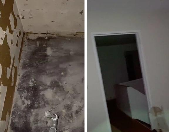 Kiểm tra nhà tắm, cô gái phát hiện cảnh tượng hãi hùng sau tấm gương, dân mạng nghẹt thở theo dõi - Ảnh 2