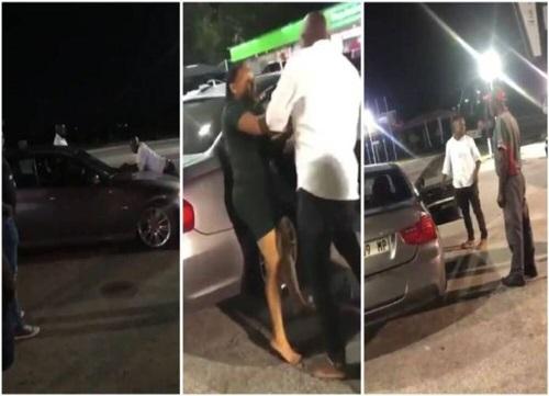 """Video: Bị bạn gái chia tay, người đàn ông bám trên nắp ca-pô xe BMW, quyết """"đòi quà"""" - Ảnh 1"""