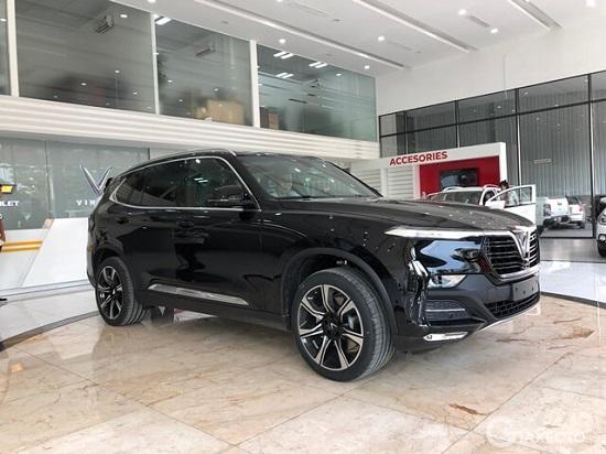 Bảng giá xe Vinfast mới nhất tháng 10/2020: Phiên bản Lux được giảm giá thêm từ 80-150 triệu VNĐ  - Ảnh 1