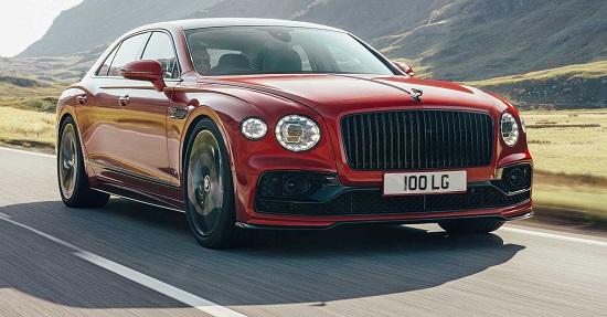 """Siêu xe """"cho giới thượng lưu"""" Bentley Flying Spur V8 ra mắt, nhẹ hơn 100kg so với bản W12  - Ảnh 1"""