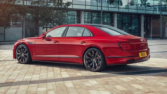 """Siêu xe """"cho giới thượng lưu"""" Bentley Flying Spur V8 ra mắt, nhẹ hơn 100kg so với bản W12  - Ảnh 2"""