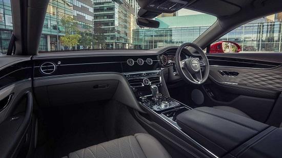 """Siêu xe """"cho giới thượng lưu"""" Bentley Flying Spur V8 ra mắt, nhẹ hơn 100kg so với bản W12  - Ảnh 3"""