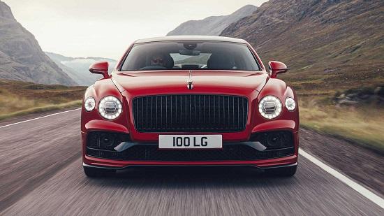 """Siêu xe """"cho giới thượng lưu"""" Bentley Flying Spur V8 ra mắt, nhẹ hơn 100kg so với bản W12  - Ảnh 5"""
