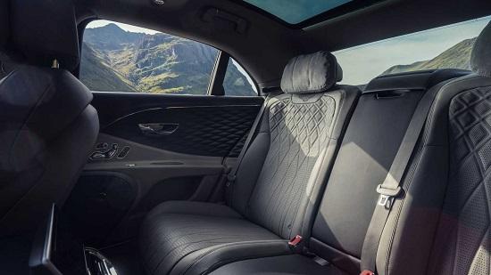 """Siêu xe """"cho giới thượng lưu"""" Bentley Flying Spur V8 ra mắt, nhẹ hơn 100kg so với bản W12  - Ảnh 6"""