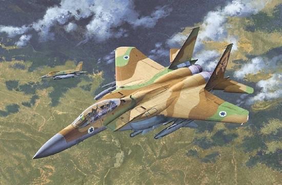 """Chiêm ngưỡng """"đại bàng tấn công"""" của Israel, một trong những chiến binh """"đáng gờm"""" nhất thế giới - Ảnh 3"""