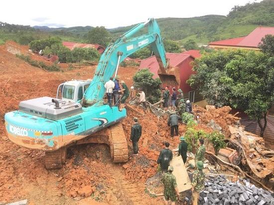Cảnh báo nguy cơ lũ quét, sạt lở đất ở vùng núi từ Nghệ An đến Quảng Nam - Ảnh 1