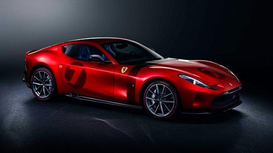 Cận cảnh 'siêu ngựa' Ferrari Omologata độc nhất thế giới - Ảnh 1