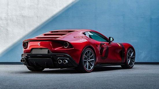 Cận cảnh 'siêu ngựa' Ferrari Omologata độc nhất thế giới - Ảnh 5