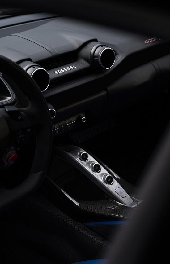 Cận cảnh 'siêu ngựa' Ferrari Omologata độc nhất thế giới - Ảnh 6
