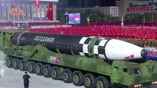 """Điều gì làm tên lửa """"quái vật"""" mới của Triều Tiên khiến cả thế giới """"điêu đứng""""? - Ảnh 1"""