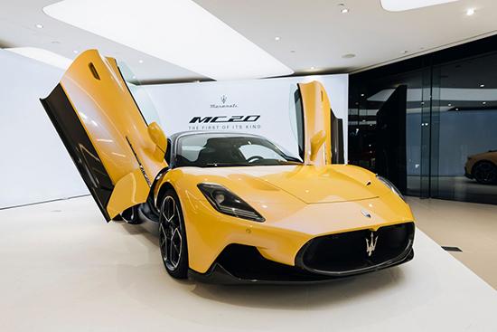 """Siêu xe Maserati MC20 2021 vẫn """"cháy hàng"""" dù giá cao """"ngất ngưởng"""" lên đến hơn 7 tỷ đồng  - Ảnh 1"""