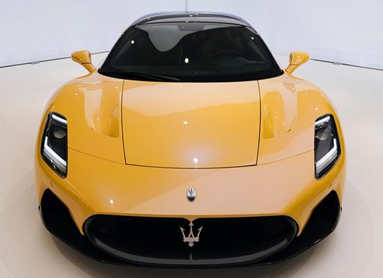 """Siêu xe Maserati MC20 2021 vẫn """"cháy hàng"""" dù giá cao """"ngất ngưởng"""" lên đến hơn 7 tỷ đồng  - Ảnh 2"""