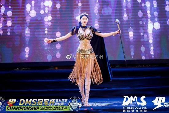 """""""Nữ hoàng fitness"""" Trung Quốc sở hữu đường cong gợi cảm, thu hút hơn 200.000 người theo dõi trên mạng - Ảnh 2"""