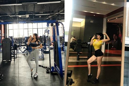 """""""Nữ hoàng fitness"""" Trung Quốc sở hữu đường cong gợi cảm, thu hút hơn 200.000 người theo dõi trên mạng - Ảnh 6"""