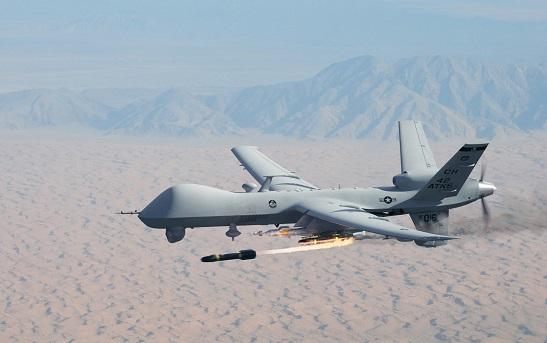 """UAV Mỹ """"tung đòn"""" hỏa lực bất ngờ, loạt quân thánh chiến ở Syria bỏ mạng - Ảnh 1"""