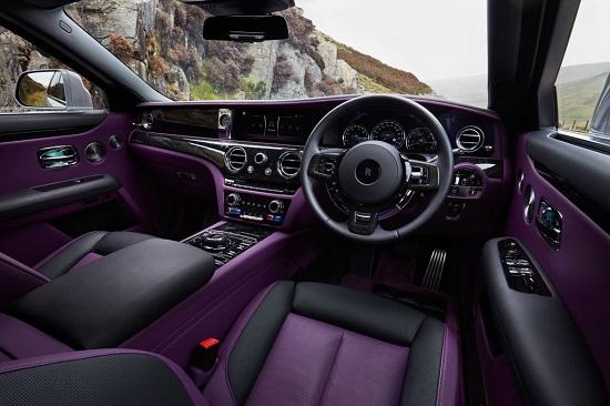 """Chiêm ngưỡng siêu xe Rolls-Royce Ghost 2021 giá """"ngất ngưởng"""" 6,3 tỷ đồng - Ảnh 3"""