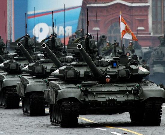 """Chiêm ngưỡng 4 """"siêu vũ khí"""" giúp Nga khẳng định vị trí cường quốc lục quân  - Ảnh 1"""