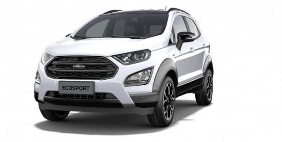 """Ford EcoSport """"rò rỉ"""" phiên bản Active 2021 với công suất 125 mã lực  - Ảnh 1"""