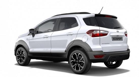 """Ford EcoSport """"rò rỉ"""" phiên bản Active 2021 với công suất 125 mã lực  - Ảnh 2"""